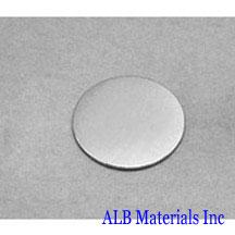 ALB-DN0178 Neodymium Disc Magnet