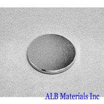 ALB-DN0179 Neodymium Disc Magnet