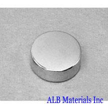 ALB-DN0184 Neodymium Disc Magnet