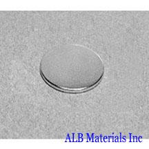 ALB-DN0188 Neodymium Disc Magnet