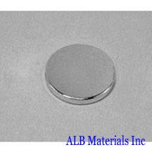ALB-DN0190 Neodymium Disc Magnet