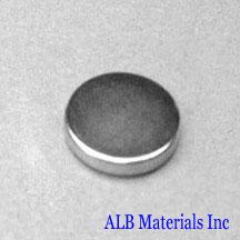 ALB-DN0193 Neodymium Disc Magnet