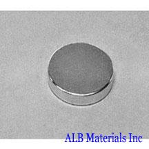 ALB-DN0195 Neodymium Disc Magnet