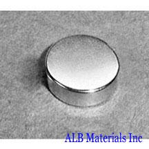 ALB-DN0197 Neodymium Disc Magnet
