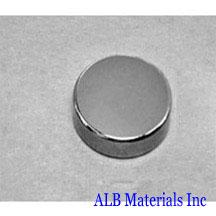 ALB-DN0198 Neodymium Disc Magnet