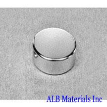 ALB-DN0199 Neodymium Disc Magnet