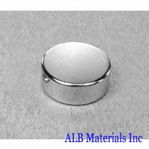 ALB-DN0203 Neodymium Disc Magnet