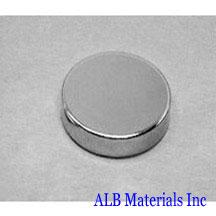 ALB-DN0212 Neodymium Disc Magnet
