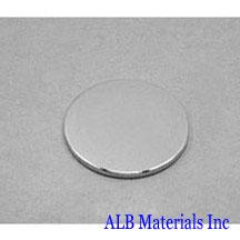ALB-DN0214 Neodymium Disc Magnet