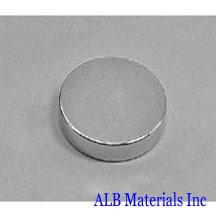 ALB-DN0216 Neodymium Disc Magnet