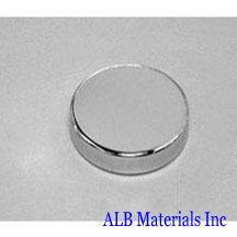 ALB-DN0217 Neodymium Disc Magnet