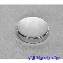 ALB-DN0221 Neodymium Disc Magnet