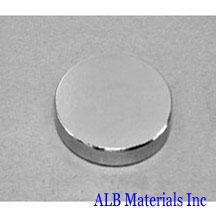 ALB-DN0222 Neodymium Disc Magnet