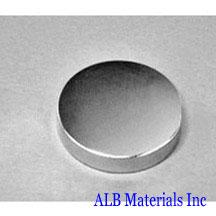 ALB-DN0229 Neodymium Disc Magnet