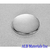 ALB-DN0231 Neodymium Disc Magnet