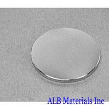 ALB-DN0239 Neodymium Disc Magnet