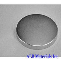 ALB-DN0240 Neodymium Disc Magnet