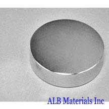 ALB-DN0241 Neodymium Disc Magnet
