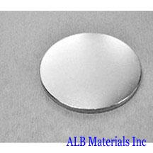 ALB-DN0243 Neodymium Disc Magnet