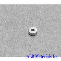 ALB-RN0648 Neodymium Ring Magnet