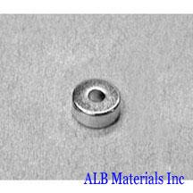ALB-RN0659 Neodymium Ring Magnet