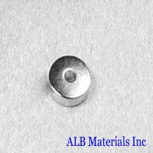 ALB-RN0667 Neodymium Ring Magnet