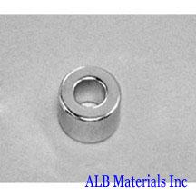 ALB-RN0677 Neodymium Ring Magnet
