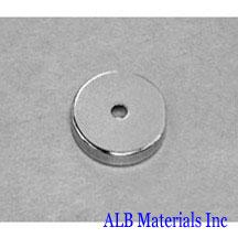 ALB-RN0687 Neodymium Ring Magnet