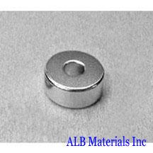 ALB-RN0691 Neodymium Ring Magnet