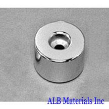 ALB-RN0707 Neodymium Ring Magnet