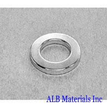 ALB-RN0718 Neodymium Ring Magnet
