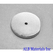 ALB-RN0719 Neodymium Ring Magnet