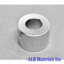 ALB-RN0723 Neodymium Ring Magnet