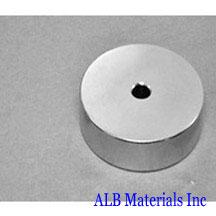ALB-RN0726 Neodymium Ring Magnet