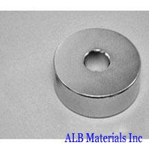 ALB-RN0727 Neodymium Ring Magnet