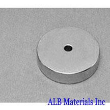 ALB-RN0728 Neodymium Ring Magnet